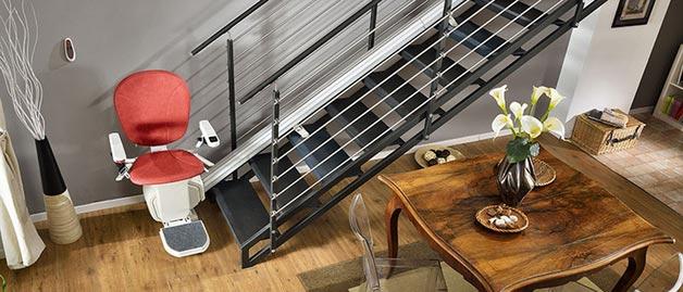 Fauteuils / Chaises monte-escaliers PMR / privatifs et ERP