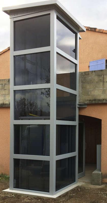 Élévateur E07 – maison particuliers - LANAS 07200