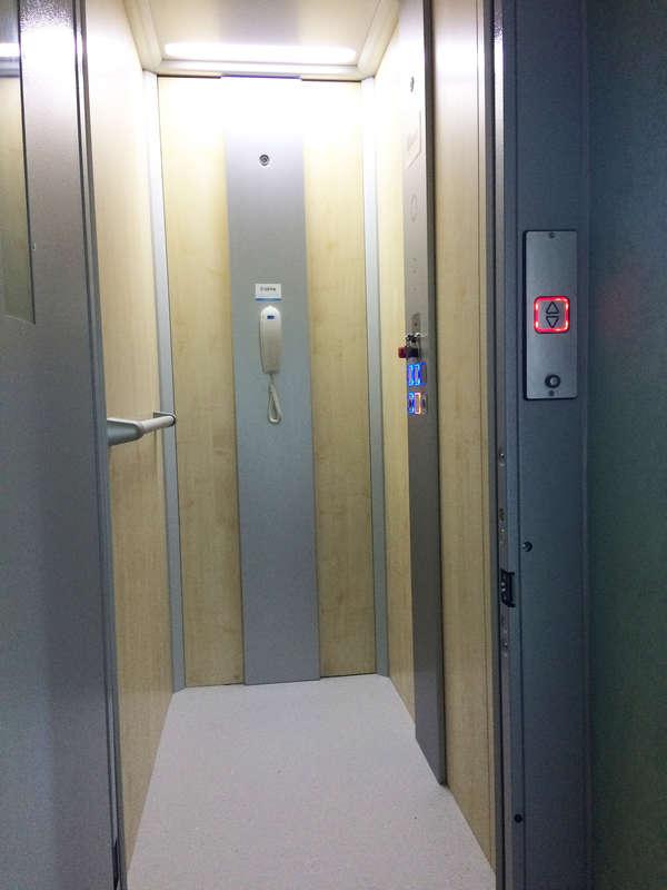 Ascenseur élévateur E07 - PORTES-LES-VALENCE 26800