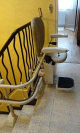 Fauteuil monte-escalier CURVE - BEAUVALLON 26800