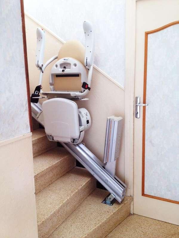 Visuel : Monte-escalier Modèle ISCHIA - MERCUER 07200