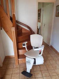 BALI : Le monte-escalier tournant  - SAINT-PERAY 07130