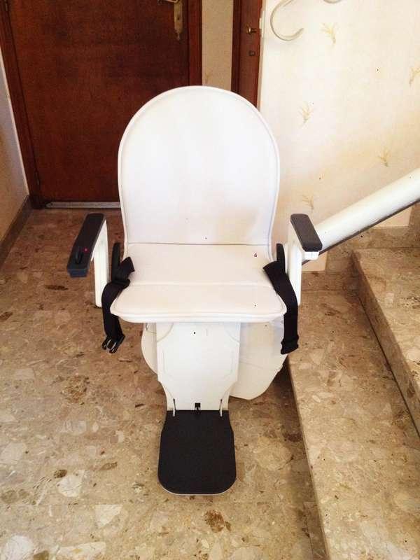 Chaise monte-escalier modèle Capri - VALENCE 26000