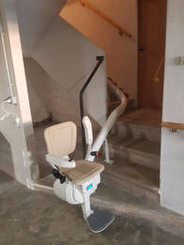 Siège d'escalier : modèle Ultimate - ETABLES 07300