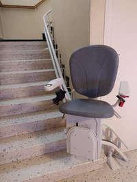 Chaise montante double rail - SAINT-JUST-DE-CLAIX 38680