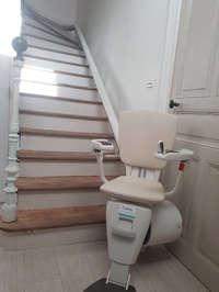 Modèle monte escalier tournant BALI de chez ACCESS - SAINT-SAUVEUR-DE-MONTAGUT 07190