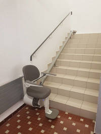 Flow X : une nouveauté design pour les escaliers - VILLENEUVE-LES-AVIGNON 30400