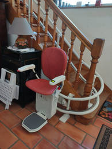 Chaise monte escalier tournant: BORA BORA - LIVRON-SUR-DROME 26250