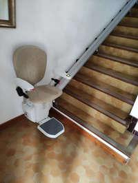 Chaise monte personne en Drôme - PEYRINS 26380