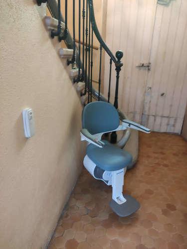 Le FIDJI d'Access BDD : le monte escalier d'excellence - BOURG-LES-VALENCE 26500