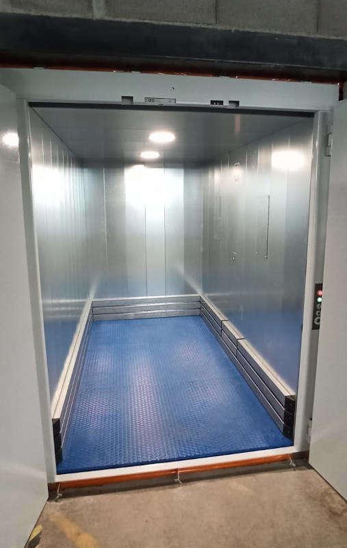 Monte charge industriel HIDRAL - PRADES 07380