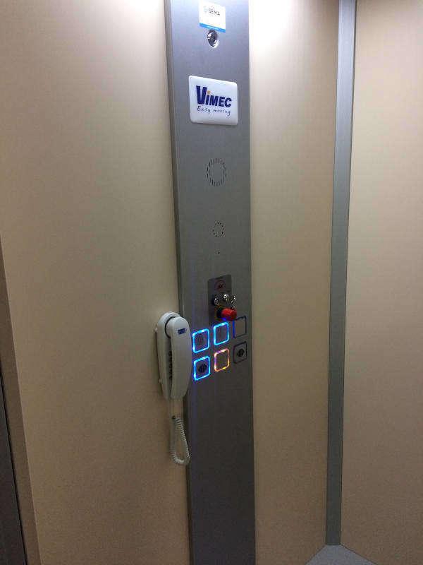 Ascenseur privatif VIMEC en Ardèche  - SAINT-CYR 07430