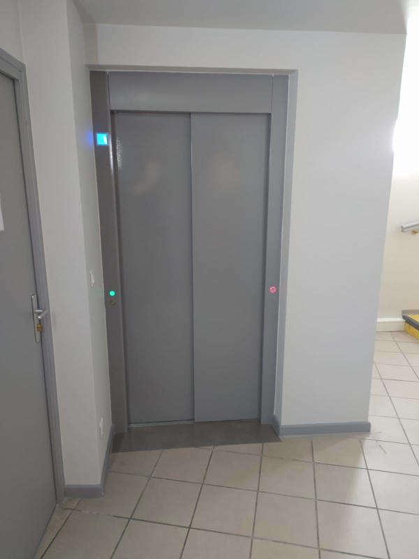 Visuel : Élévateur PMR au centre médical d'Aubenas - AUBENAS 07200