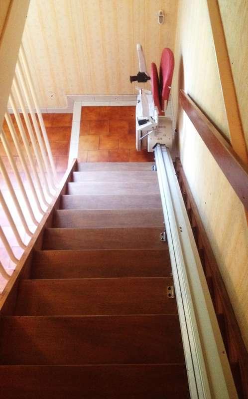Monte-escalier droit Horizon PLUS - ROMANS-SUR-ISERE 26100