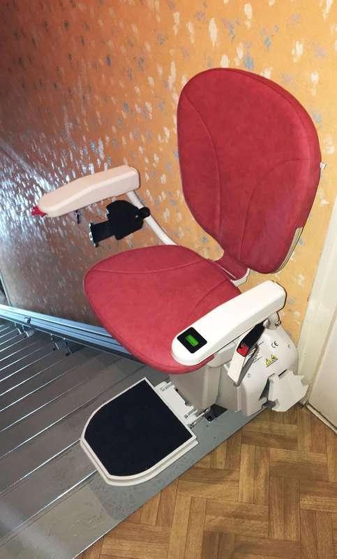 Chaise monte-escalier Horizon Plus - DESAIGNES 07570