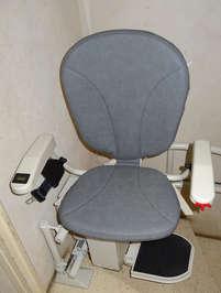 Chaise monte-escalier Curve HD - AUBENAS 07200