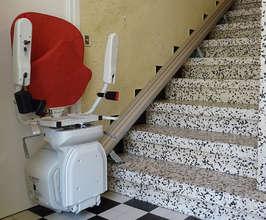 Chaise monte-escalier Horizon Plus - SAINT-SAUVEUR-DE-MONTAGUT 07190