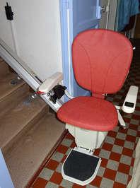 Chaise monte-escalier Horizon Plus - LA VOULTE-SUR-RHONE 07800
